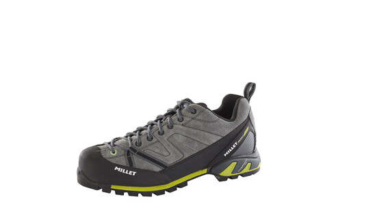 Millet Trident Guide Shoes anthracite/acid green